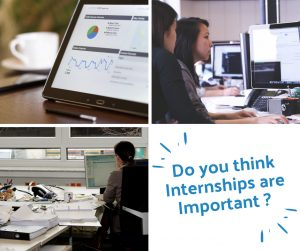 Do you think Internships are Important _